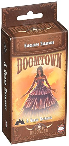 Doomtown Reloaded Expansion: Saddlebag #11 Grand Entranc