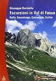 Escursioni in val di Fassa. Sella, Sassolungo, Catinaccio, Sciliar