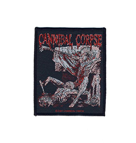 CANNIBAL CORPSE - Tomb Of The Multilated - Aufnäher/Patch (Corpse-patches Cannibal)