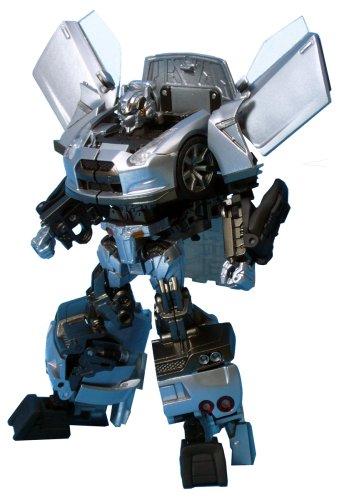 Transformers Takara Binaltech Alternity A-01 Nissan GT-R Ultimate Silver Meta... (japan import)