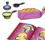 COOX Kinder-Backset ab 6 Jahren inkl. Rezeptheft mit 10 Rezepten