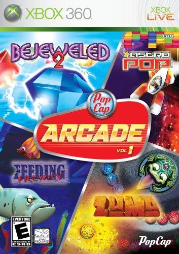 Arcade Hits Volume 1 (Popcap Games Für Xbox 360)