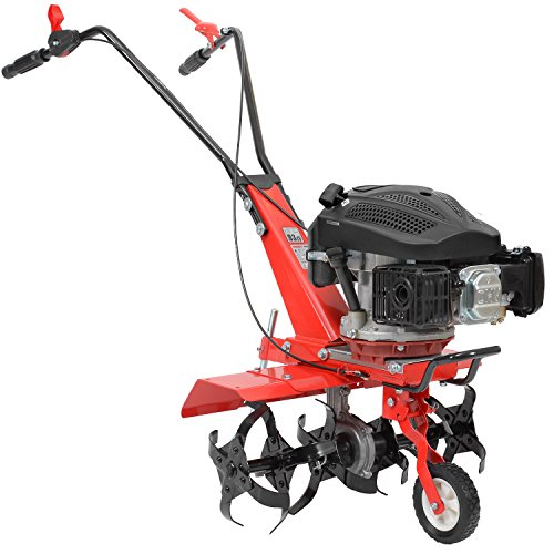 HECHT Benzin-Gartenfräse 746 Motorhacke Kultivator Bodenhacke Bodenfräse Fräse (Motorleistung:...