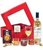 Ducs de Gascogne - Coffret gourmand 'Fenêtre sur goût' - comprend 5 produits salés et sucrés et 1 vin - 944812