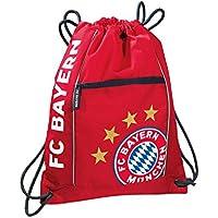 FC Bayern 18830 FC Bayern München Sportbeutel rot