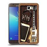 Head Case Designs Musik Man Shadow Box Ruckseite Hülle für Samsung Galaxy J7 Prime 2 2018
