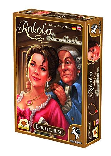 Pegasus Spiele 54526G - Rokoko Erweiterung, Brettspiele