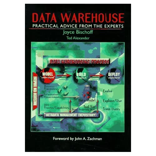 Data Warehouse: Practical Advice from the Experts by Joyce Bischoff (1997-04-23)