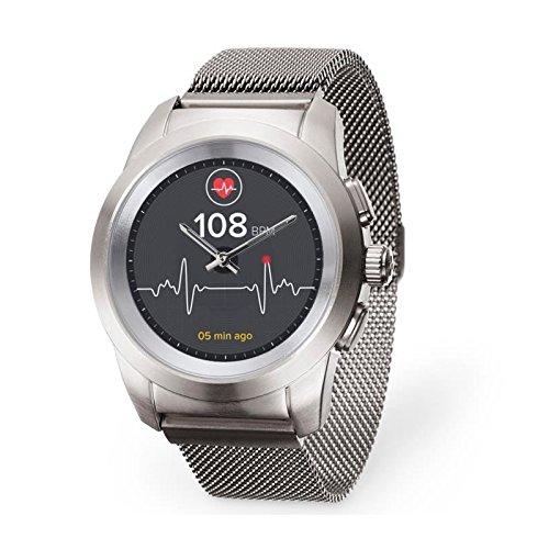 MyKronoz Smartwatch Silber