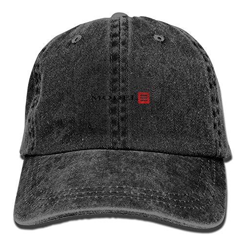 Kostüm Tesla - Wfispiy Tesla Model 3 Red Logo Unisex Adult Baseball Cap Trucker Hat Cowboy Hat Hip Hop Sports Snapback ABCDE13577