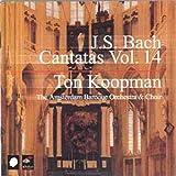 J.S.Bach: integral cantatas vol 14 (ton Koopman