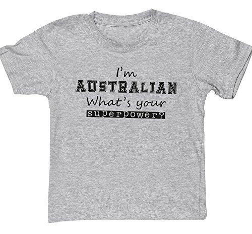 hippowarehouse-madchen-t-shirt-6-jahre-gr-5-6-jahre-grau