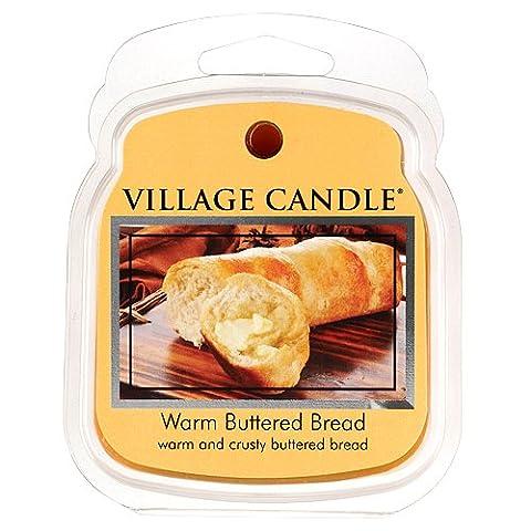 Village Candle Beurré Chaud Le Pain Cire Parfumée