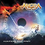 ANGRA Hunters And Prey CD