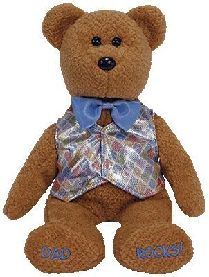 Ty Beanie Babies Dad 2006 - Bear (Ty Store Exclusive)