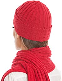 Dalle Piane Cashmere - Scarf and hat cashmere blend - Woman/Man