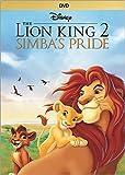 LION KING II: SIMBA'S PRIDE - LION KING II: SIMBA'S PRIDE (1 DVD)