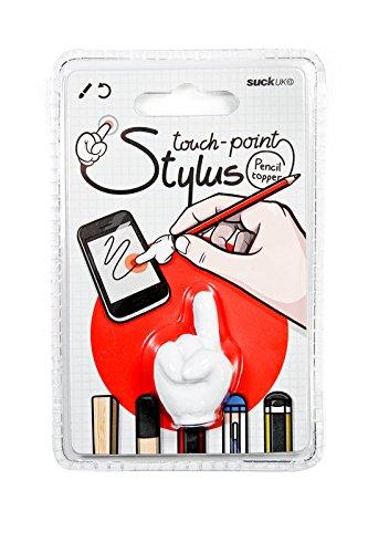 Preisvergleich Produktbild Suck UK Touch-Point - Eingabestift / Bleistift Topper