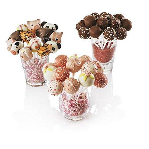 Kuchen-Pop-Sticks 50 (10cm) (Pack of 2) Stick Pop