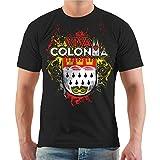 Männer und Herren T-Shirt Karneval Köln Viva Colonia Größe S - 8XL