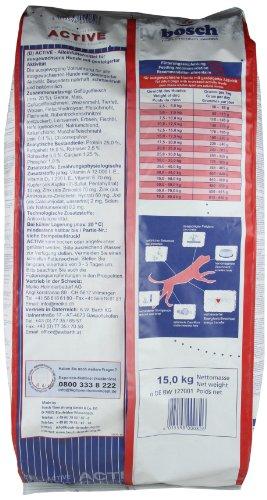 Bosch 44033 Hundefutter Active 15 kg - 3