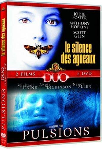 Le Silence des agneaux / Pulsions - Coffret 2 DVD