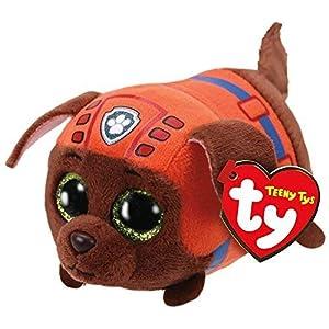 TY- Teeny Tys Zuma, Patrulla Canina, 10 cm (United Labels Ibérica 42231TY)