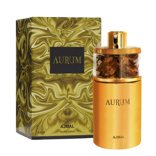 Ajmal Aurum by EAU De Parfum Spray 2.5 oz / 75 ml (Women)