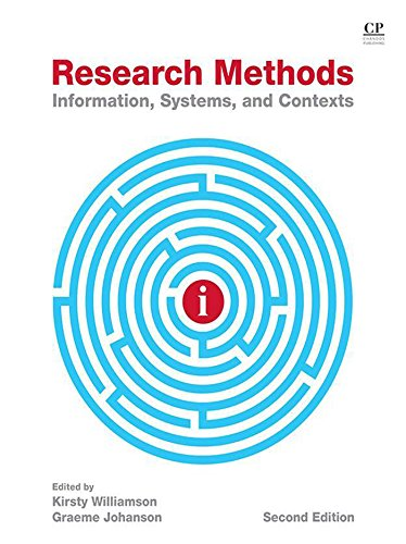 Descargar Research Methods: Information, Systems, and Contexts Epub