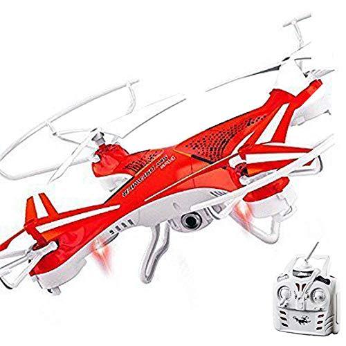 Attop ® - Drone Quadricottero 2.4G - Headless Mode - - 2.0 MP fotocamera - Rotazione 360 ° - 5 LED