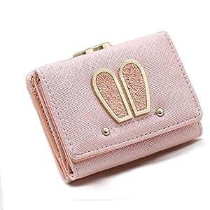 MOCA Pink Womens Wallet