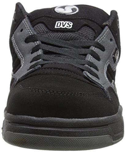DVS Shoes  Enduro Heir, Basses homme Black/Grey Trubuck