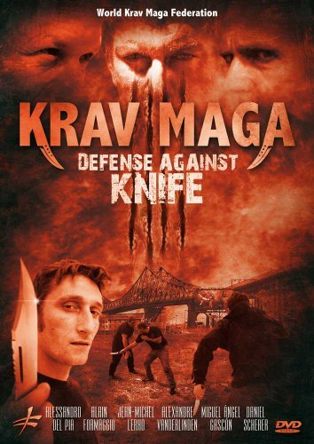 Krav Maga - Defense Against Knife by Experts from different countries