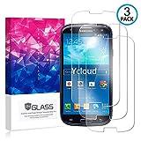 Ycloud [3 Pack] Pellicola Protezione di Schermo per Samsung Galaxy S3 Neo,[9H Dureza/0.3mm],[Alta Definicion] Vetro temperato Pellicola Protettiva per Samsung Galaxy S III Neo
