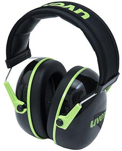 Uvex Kapselgehörschutz K1, 1 Stück, WMUVT2600001