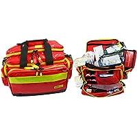 """Notfalltasche Erste Hilfe """"PROFI"""" für Wassersport, Segeln, Tauchen & Seenot aus Plane, Farbe: rot preisvergleich bei billige-tabletten.eu"""