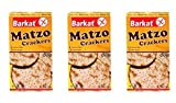 (3 PACK) - Barkat Matzo Crackers| 200 g |3 PACK - SUPER SAVER - SAVE MONEY
