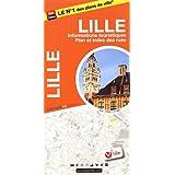 Plan de ville Lille