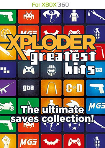 Xploder Greatest Hits (Xbox 360/PC DVD)