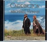 CARRINGTON. ORIGINAL MOTION PICTURE SOUNDTRACK CD ALBUM. MUSIC COMPOSED BY MICHAEL NYMAN