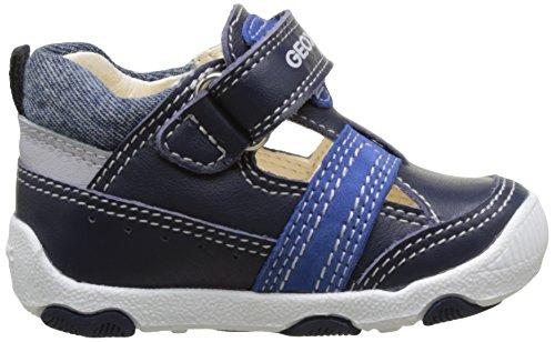 Geox B New Balu' Boy B, Scarpe Primi Passi Bimbo Blu (Navy/Royalc4226)