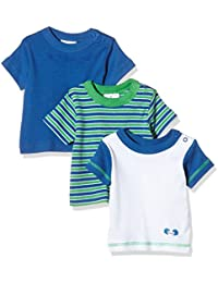 Twins Baby-Jungen T-Shirt, 3er Pack