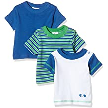 Twins Baby Boy's T-Shirt, Pack of 3