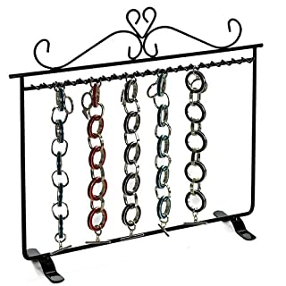 Azar 300631 Hanging Bracelet Display, Black