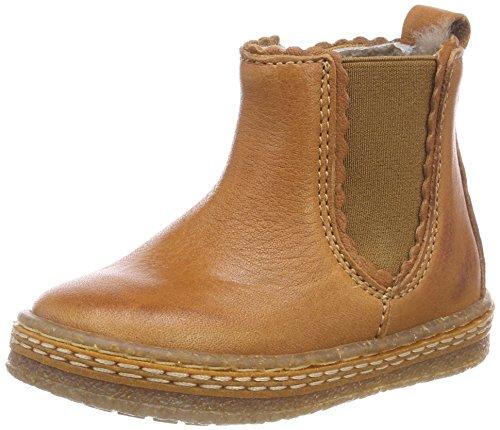 Bisgaard Unisex Baby 21254218 Stiefel, Braun (508 Cognac), 20 EU