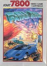Fatal run - Atari 7800 - PAL
