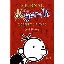 Journal d'un dégonflé - Le coffret tome 1 et tome 2