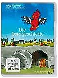 Wido Wiedehopf erzählt Geschichten aus der Bibel: Die Ostergeschichte, DVD