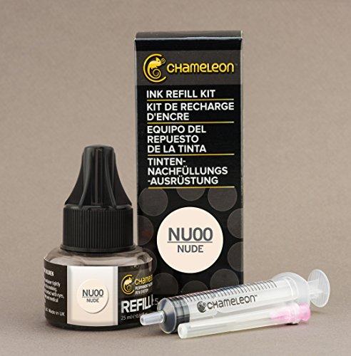 Chameleon Pen - Nachfüllflasche 25 ml - Nude NU00 - Ink Mixing Kit