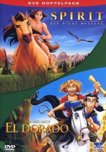 Spirit - Der wilde Mustang / Der Weg nach El Dorado [2 DVDs]